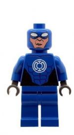 Blue Lantern - Custom Designed Minifigure